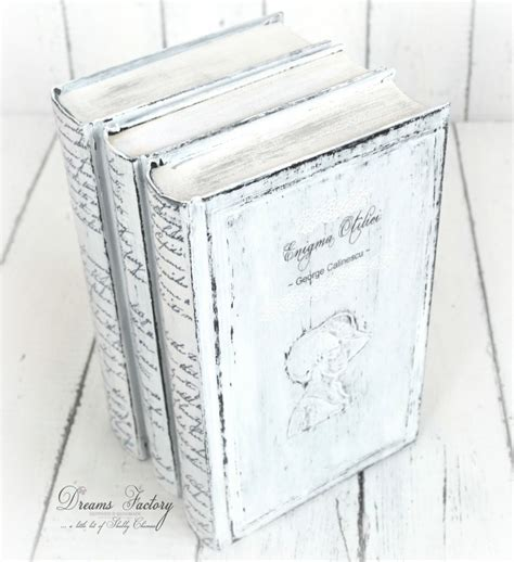 learn to create deco lettering books diy shabby decorative books