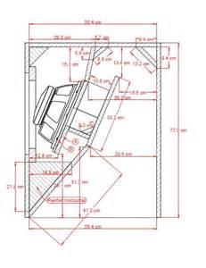 Bass Cabinet Design Folded Horn Designs Images