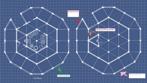 Triangle Floor Plan by Rust Basis Guide Basenbau Leicht Gemacht Survivethis