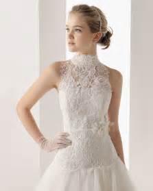 Wedding Dress High Neck How To Wear A High Neck Wedding Dress