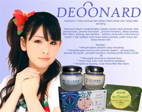 Deoonard 7 Days Small Set 20 Gr Sabun Gold mercybella shop deoonard 7 days penghilang jerawat
