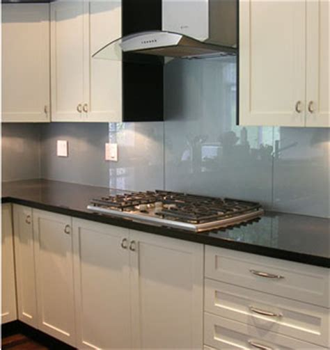 Glass Backsplashes For Kitchens Glass Backsplash Shower Door Glass Railings And Kitchen
