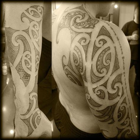 tribal filler tattoo 29 best images about maori sleeves on