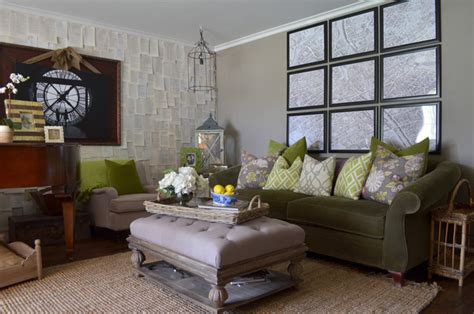 Home Improvement Ideas Living Room by Ultimate Living Room Ideas With Green Sofa With Home
