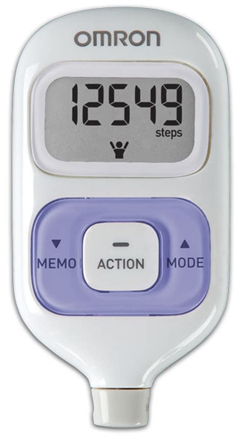 Omron Hj 203 Pedometer Pink 45032 by Omron Hj 203 Ultra Slim Pocket Pedometer