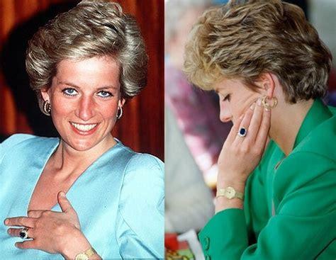 kate middleton got princess diana ring