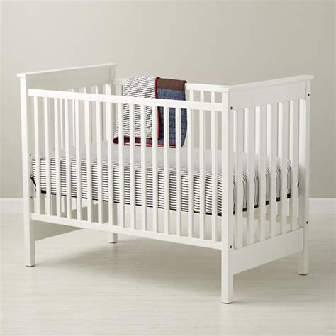 White Baby Cribs White Crib For Baby Creative Ideas Of Baby Cribs