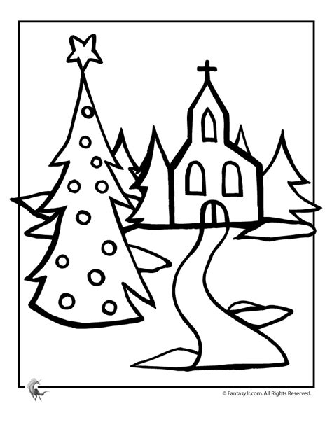 christmas coloring pages for children s church christmas church coloring page woo jr kids activities