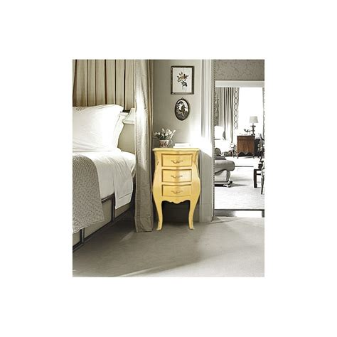 Thin Nightstand by Thin Bedside Stand Baroque Commode Wooden Gold