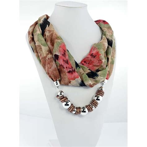 how to make scarf jewelry related keywords suggestions for scarf necklace