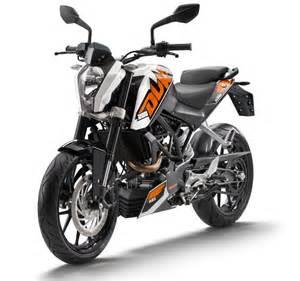About Ktm Duke 200 2017 Ktm Duke 200 Will Be Heavier Than Current Version