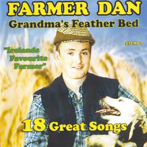 farmer  grandmas feather bed cd