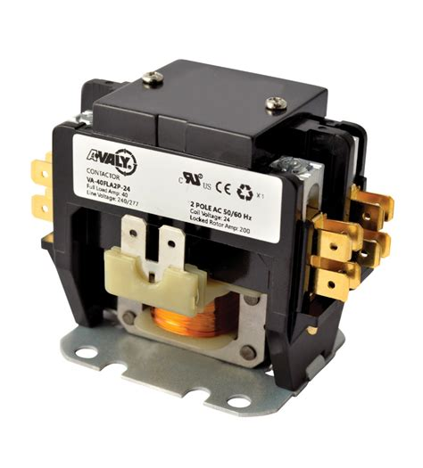 Va 40 Spi Magnit contactor 40a with 24v coil electronic products avaly