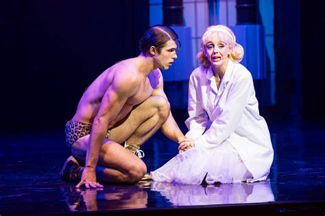 best live show review richard o brien in the rocky horror show west end