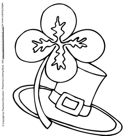 preschool coloring pages st patrick s day preschool st patrick s day coloring pages preschool best