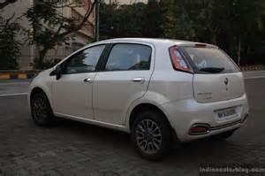 Fiat Punto Evo 1 4 Fiat Punto Evo 1 4 Litre Petrol Review Rear Three