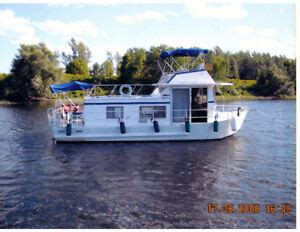 house boats ontario houseboat boats for sale in ontario kijiji classifieds