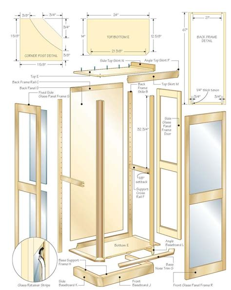 curio display cabinet plans curio cabinet plans free www redglobalmx org