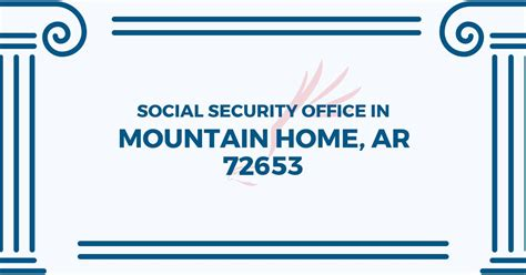 social security office in mountain home arkansas 72653