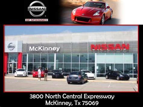 nissan of mckinney nissan of mckinney car dealership in mckinney tx 75069