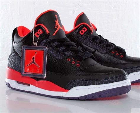 imagenes jordan retro 3 air jordan retro 3 bright crimson cape town guy