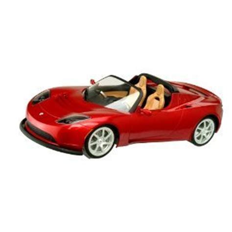 Tesla Remote Tesla Roadster R C Car 1 16 Scale Toys