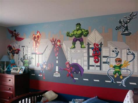 superhero bedroom decorations 14 bedroom design for your little boys that will inspire you
