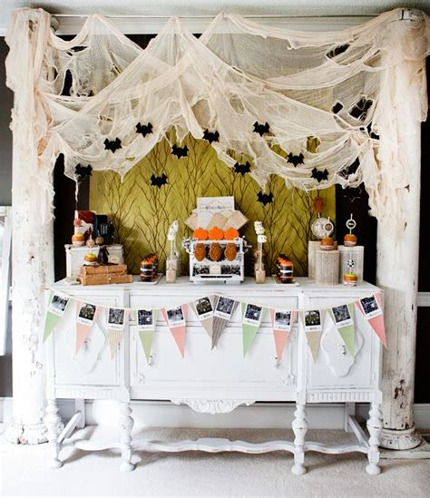 halloween party decoration ideas 20 great halloween table decoration ideas style motivation