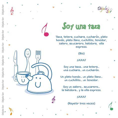 canciones infantiles letras y musica cortas pin de en canciones para isa canciones