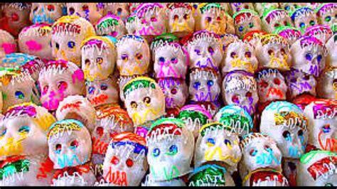 imagenes de calaveras azucar calaveras de azucar canci 243 n de d 237 a de muertos youtube