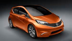 Pictures Of Nissan Cars Next Nissan Leaf Better Range And All New Design