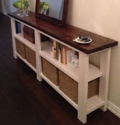 what is a sofa table best 25 sofa tables ideas on hallway tables