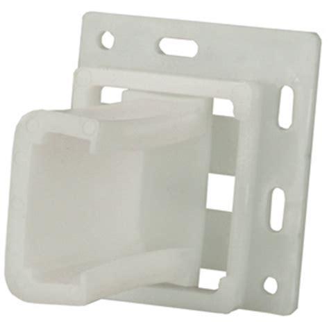Drawer Sockets Plastic drawer slide socket large quot c quot plastic 1 pr