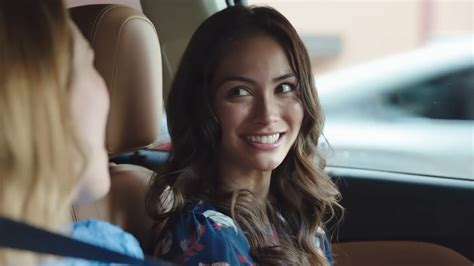 Buick Commercial Actress Grandpa | the name of the actress in the buick encore commercial