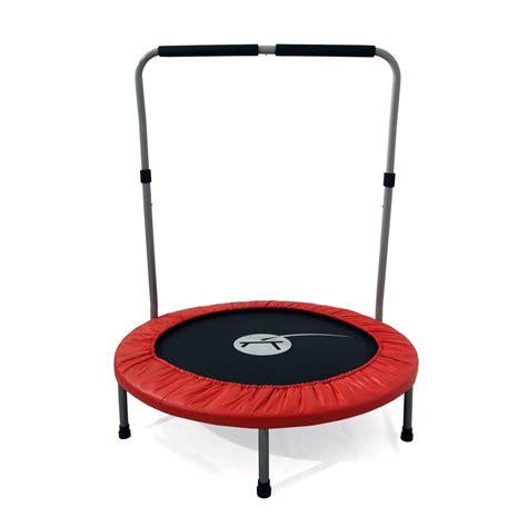 tappeto fitness tappeto elastico per il fitness minimax con barra di sostegno