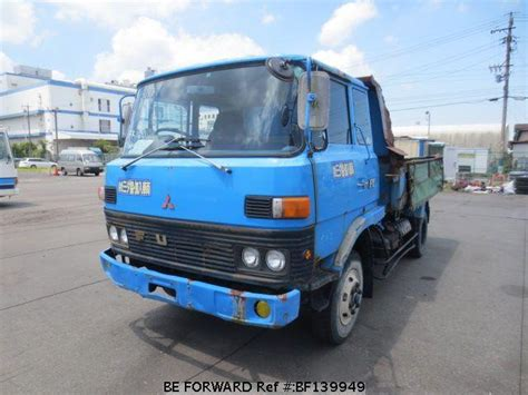 Used 1983 Mitsubishi Fuso Truck K Fk116dd For Sale