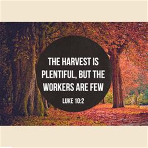 the harvest is plentiful but the workers are few 365 bible verses on pinterest
