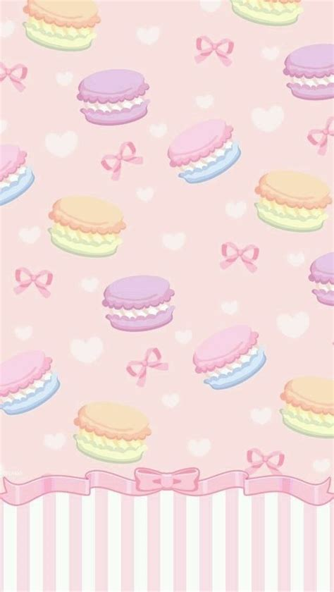 girly macaron wallpaper 21 best iphone backgrounds images on pinterest