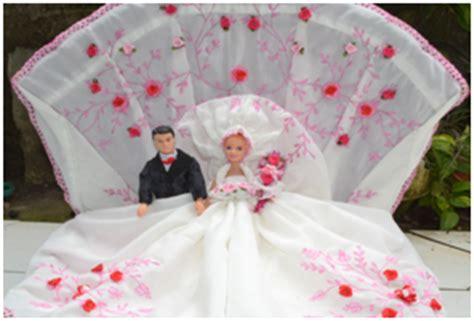 Mukena Batik Sakinah sepasang pengantin dari mukena