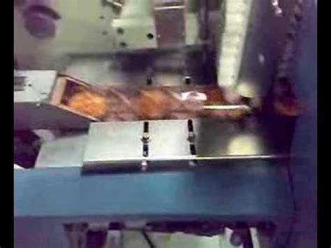 Mesin Wrapping mesin packing roti korin jkt km 2500