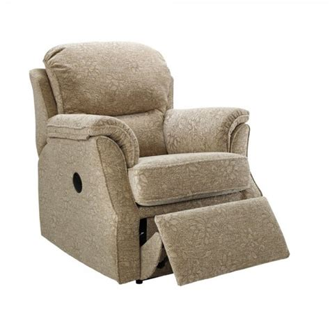 g plan florence small power recliner in grade a fabrics at