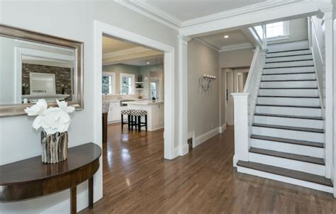 entry hall ls open house obsession a handsome dutch colonial in