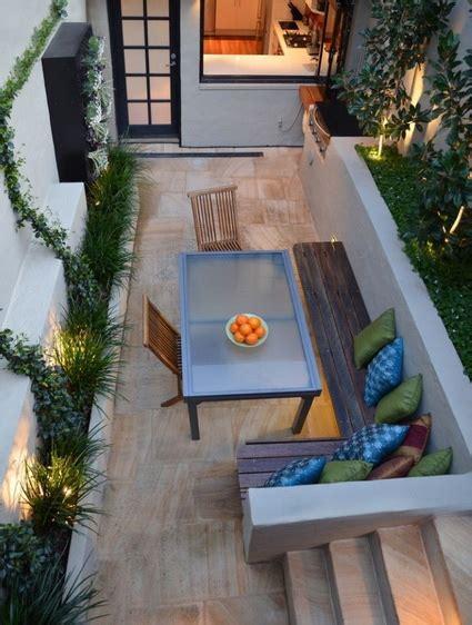 small outdoor space design ideas para patios peque 241 os decoraci 243 n de interiores y
