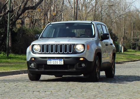 jeep renegade test test jeep renegade 1 8 sport plus motorbit