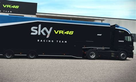 iveco confirms role  official supplier  sky racing