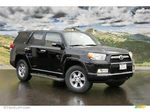 2011 Toyota 4runner Sr5 Black 2011 Toyota 4runner Sr5 4x4 Exterior Photo 45411005