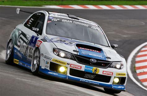 subaru nurburgring subaru proves its might with class win at nurburgring