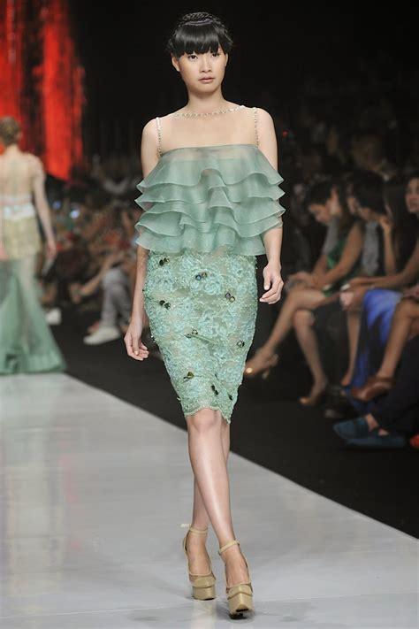model gaun ivan gunawan jakarta fashion week 2014 beautiful liar haute couture