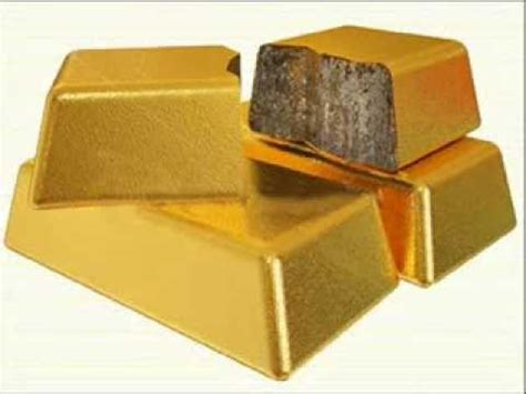 How To Make A Gold Bar Out Of Paper - germany victim of phony gold bar scam