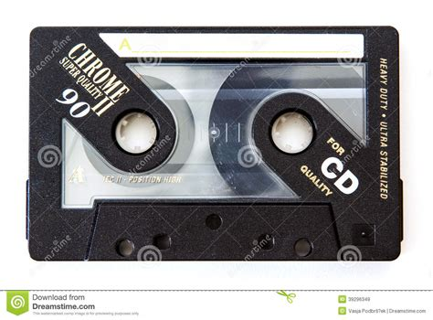 cassette musica cassette stock photo image 39296349